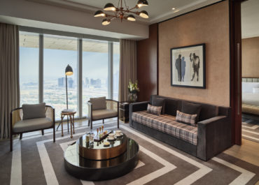 See inside the new Waldorf Astoria located in DIFC
