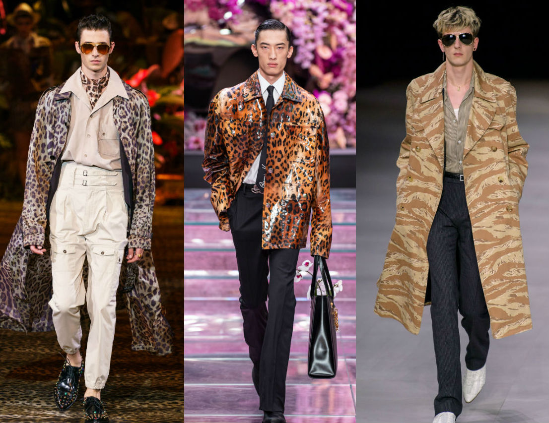 The only way to wear animal print for SS20