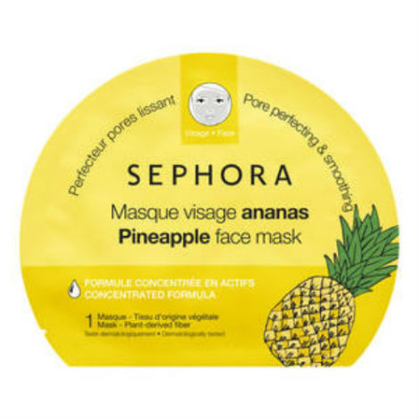 Sephora pineapple mask