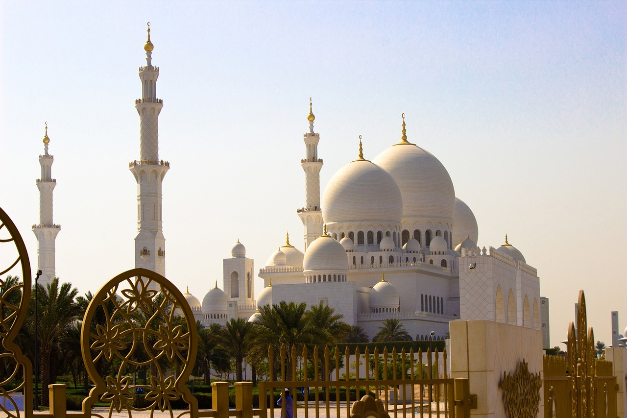 Abu Dhabi has been ranked the safest city in the world