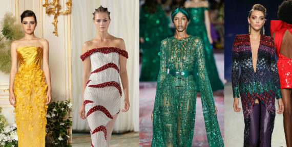 See the best of Arab designers at Paris Couture Week for Autumn/Winter 2019