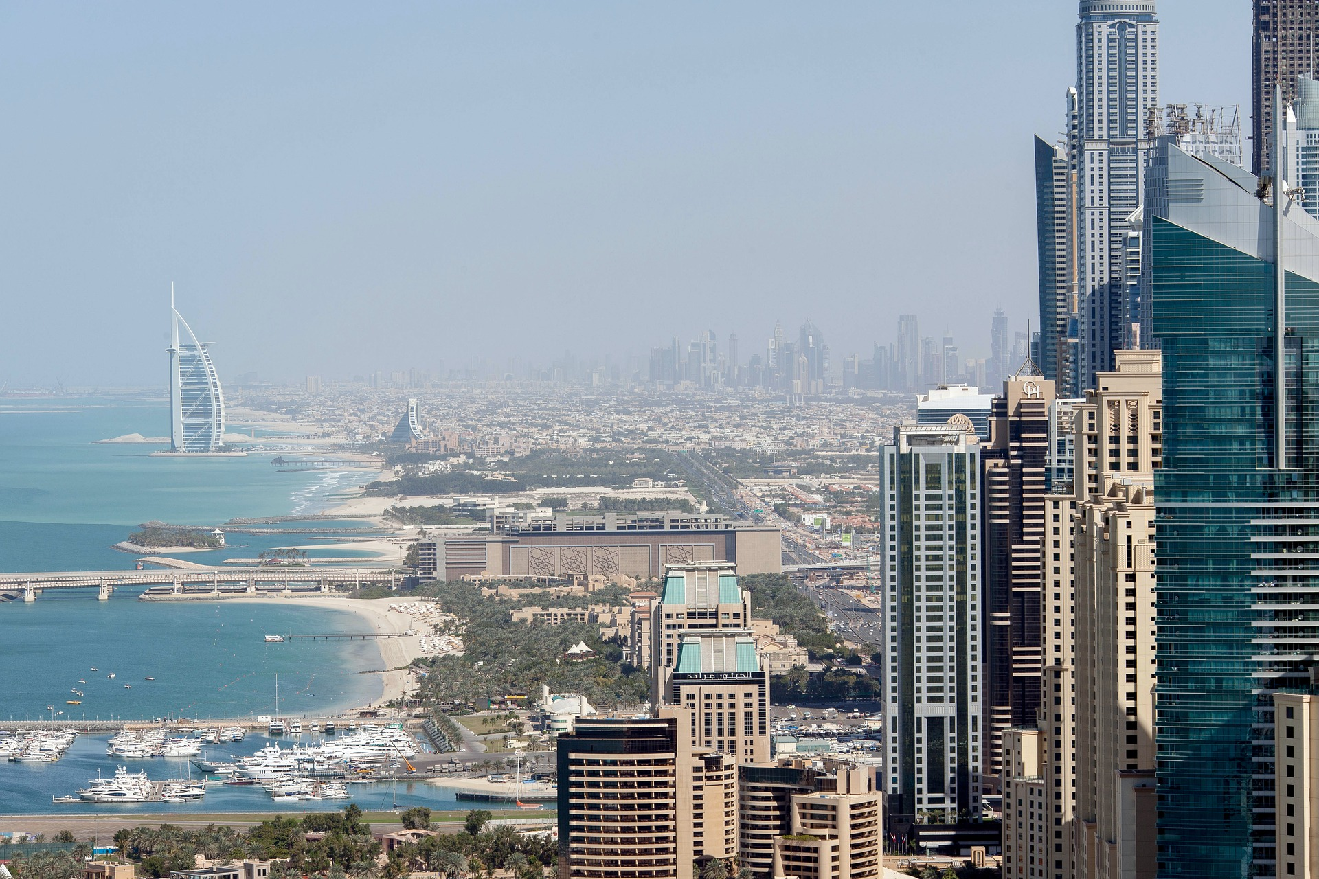 Dubai featured sixth on the list in mid-2019