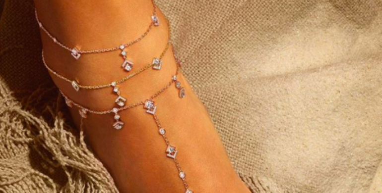 See some of out favourite anklets available now. Credit: Instagram/Messika