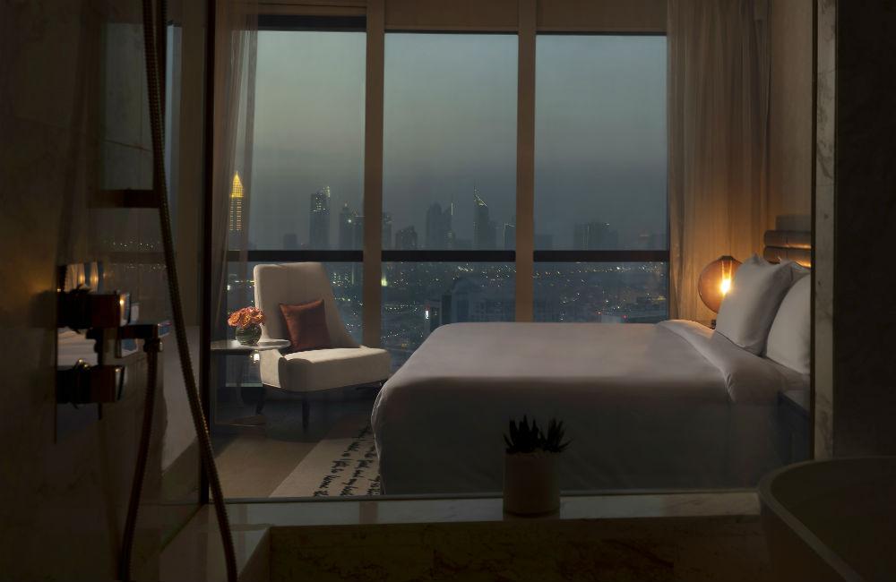 Premier Suite in the Paramount Dubai Hotel