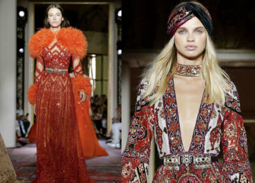 See Zuhair Murad's AW19 Haute Couture collection