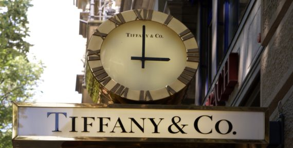 A Tiffany & Co exhibition will be taking place in China later this year