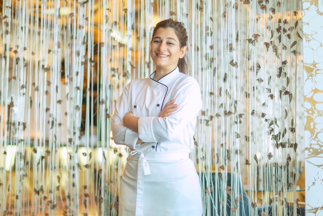 Sahar Al Awadhi speaks to A&E on Emirati Women's Day 2019