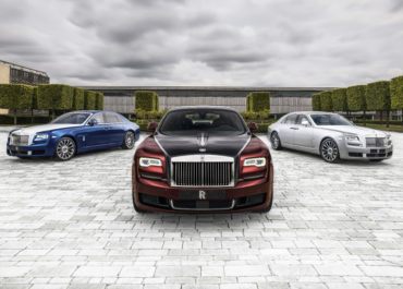 Only 50 of the Zenith Collectors Edition of Rolls-Royce Ghost will be made