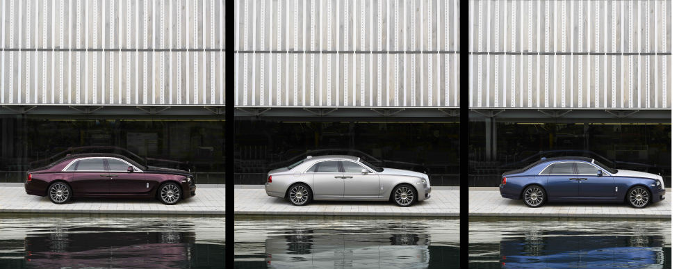 Zenith Collectors Edition of Rolls-Royce Ghost