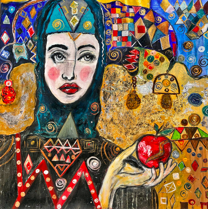 Contemporary Artist Suzi Fadel Nassif