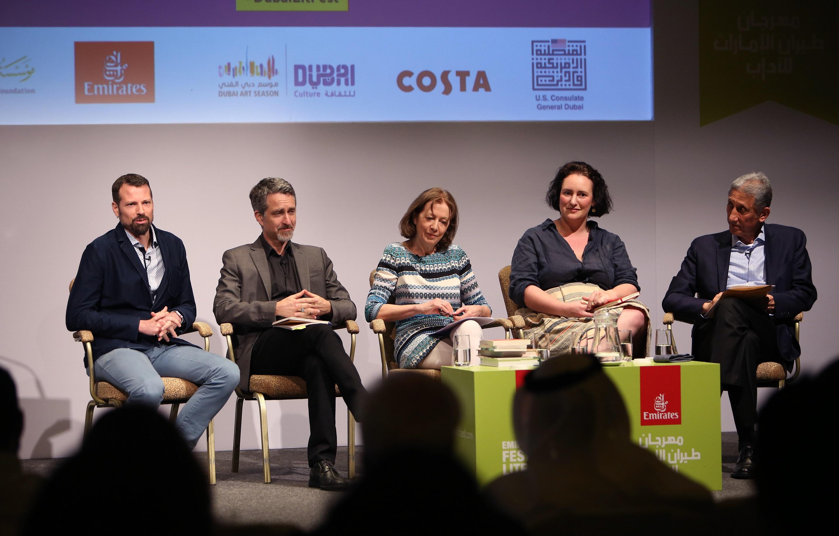 Emirates Literature Festival 2019