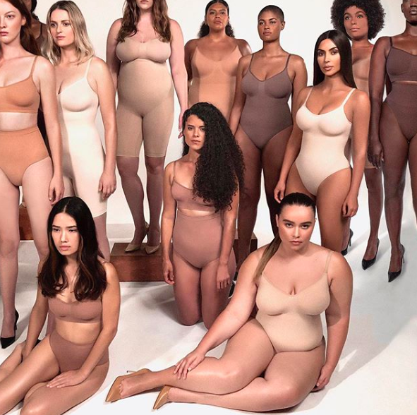 Kim Kardashian-West renames shapewear brand SKIMS after Kimono controversy