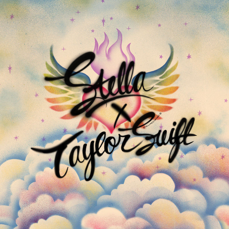 Stella X Taylor Swift is one the way