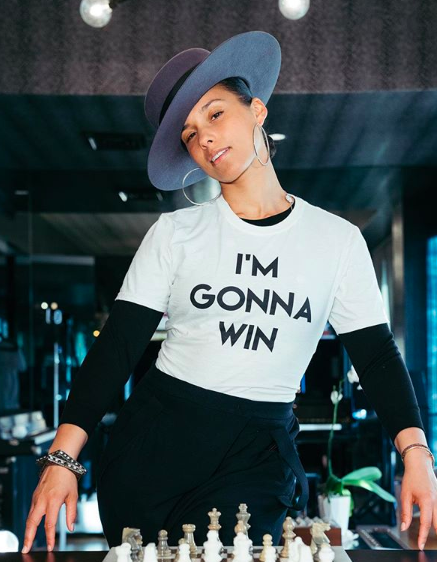 Alicia Keys will also be releasing a book in 2020