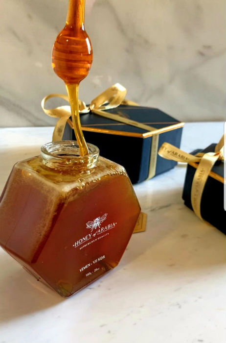 Honey Of Arabia is reminding us what a luxury thing the natural ingredient really is
