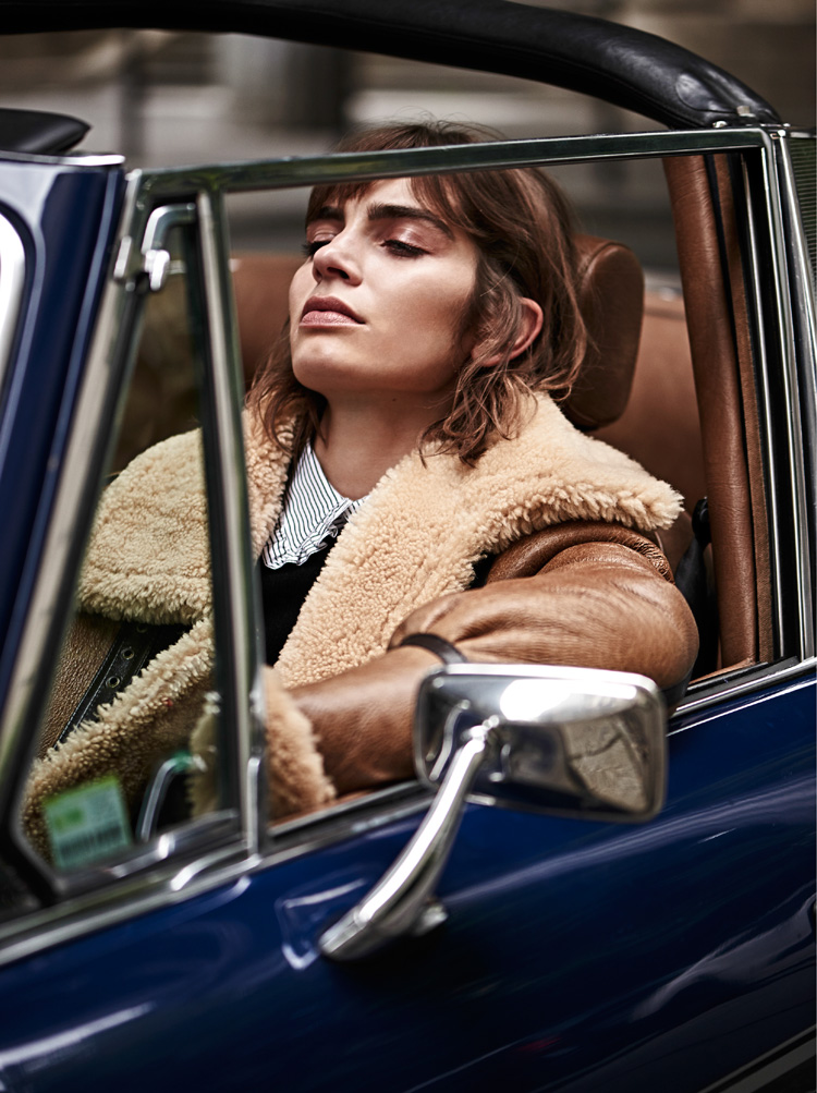 REGARDE MOI celine editorial sepember issue 2019 aw19 collection