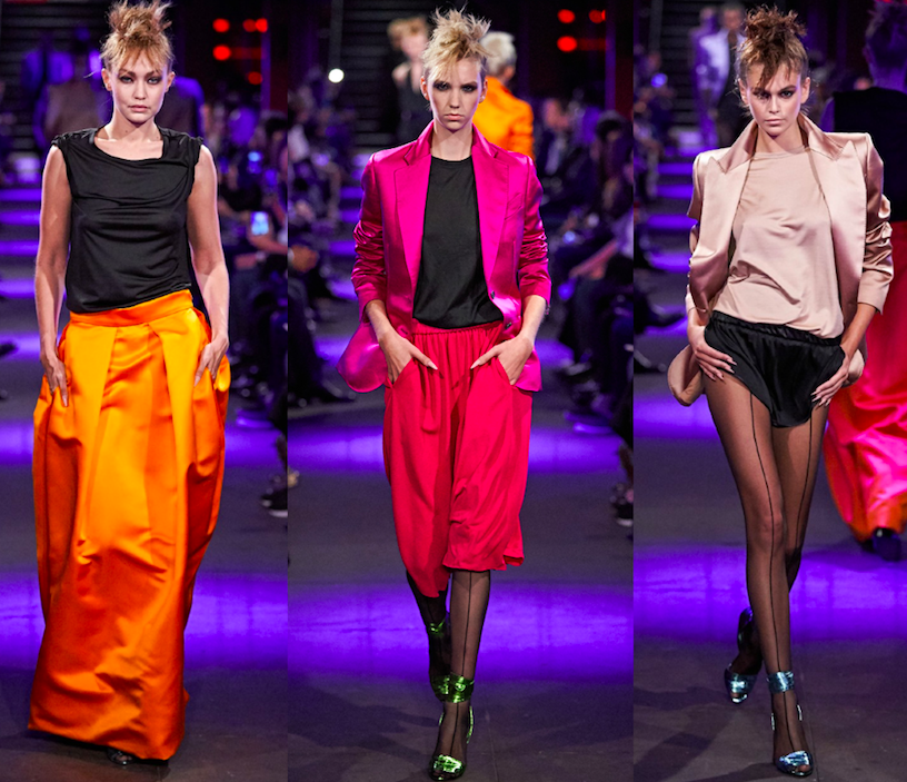 Tom Ford New York Fashion Week Spring Summer 2020