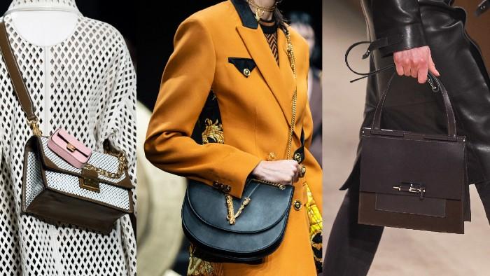 Fendi, Versace, Hermes