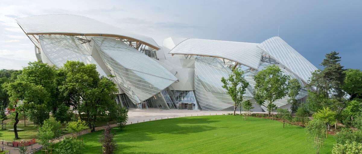 Fondation Louis Vuitton. Credit: lvmh.com