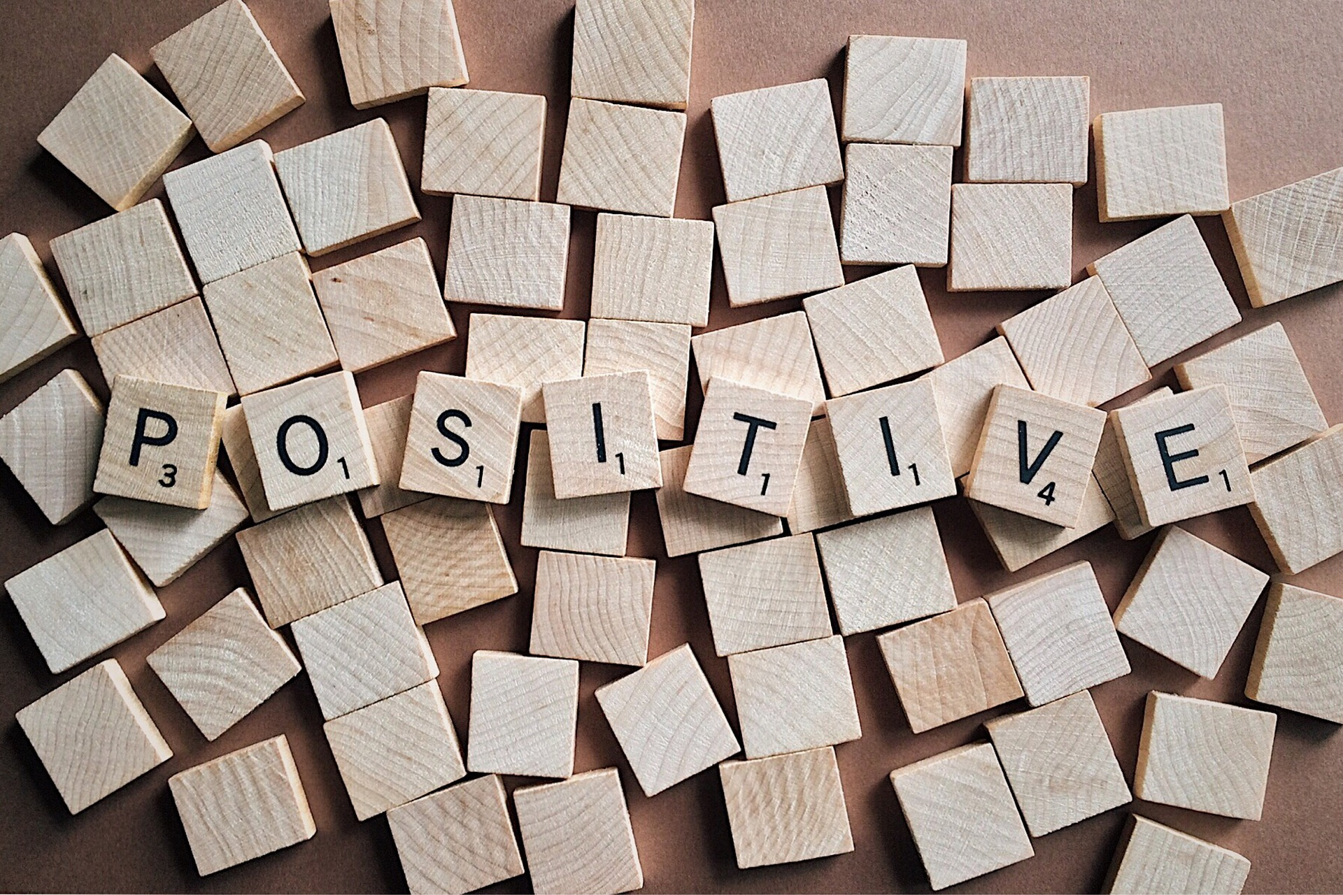 There are many health benefits to staying positive