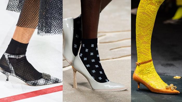 Dior, Fendi, Versace