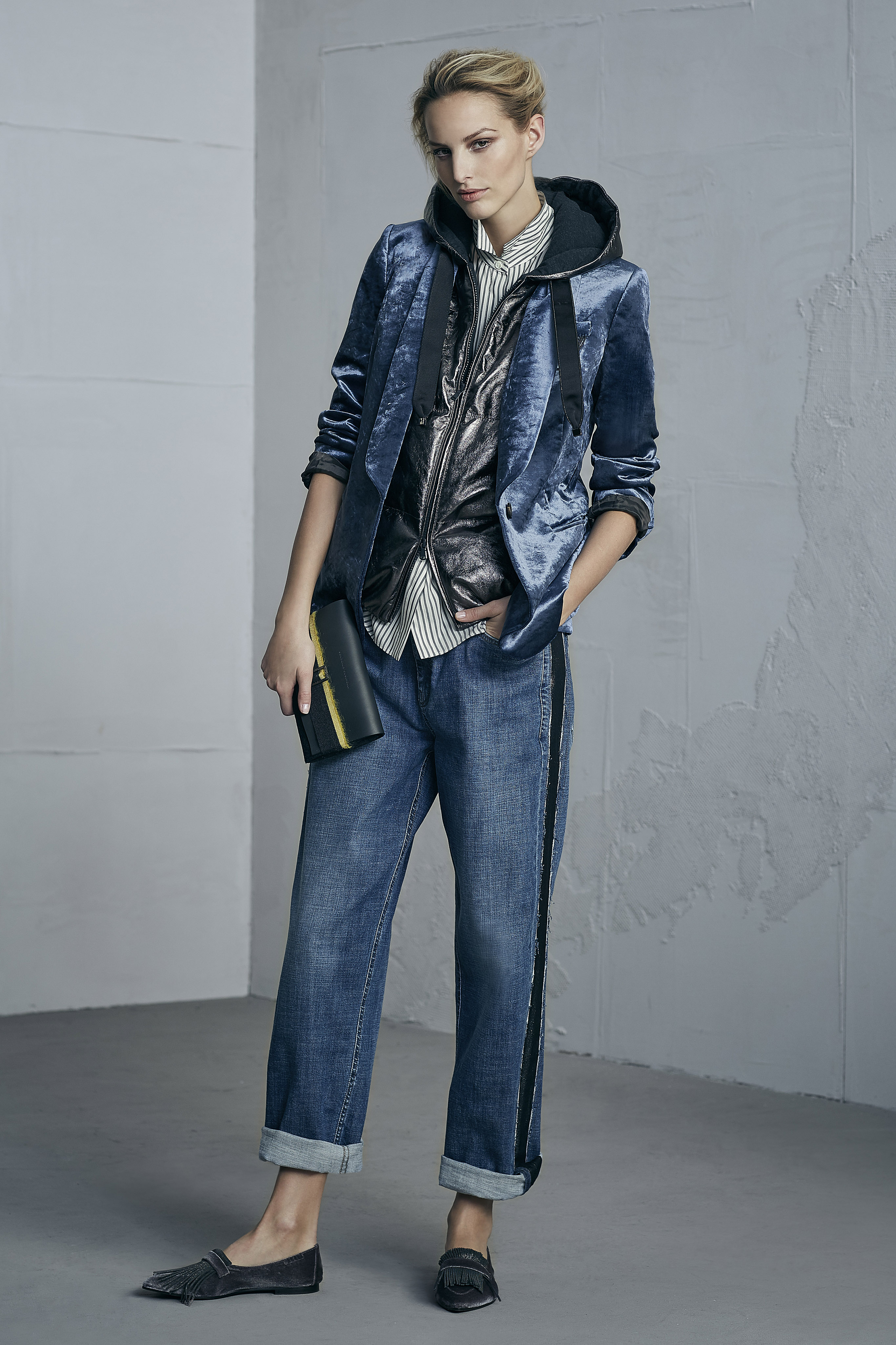 quality products factory price quality design Brunello Cucinelli AW17 women's collection: Urban Explorer