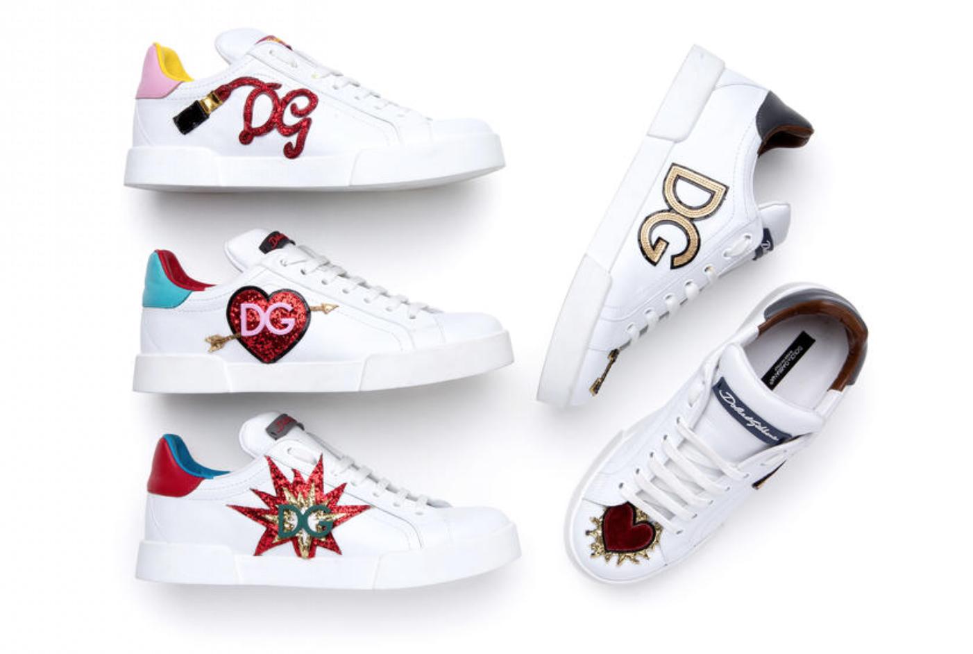 Dolce \u0026 Gabbana Sneaker Pop-Up