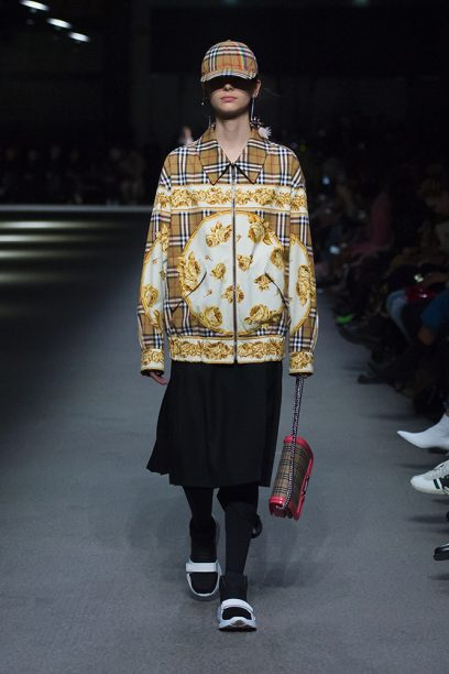 Burberry February Collection 2018 - Look 31