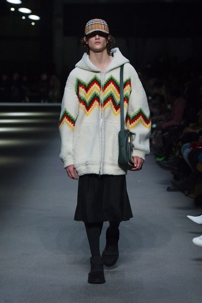 Burberry February Collection 2018 - Look 33