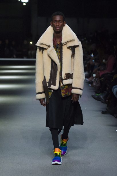 Burberry February Collection 2018 - Look 36