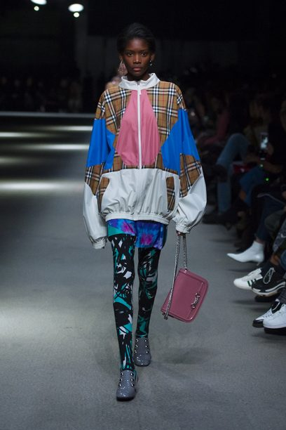 Burberry February Collection 2018 - Look 62