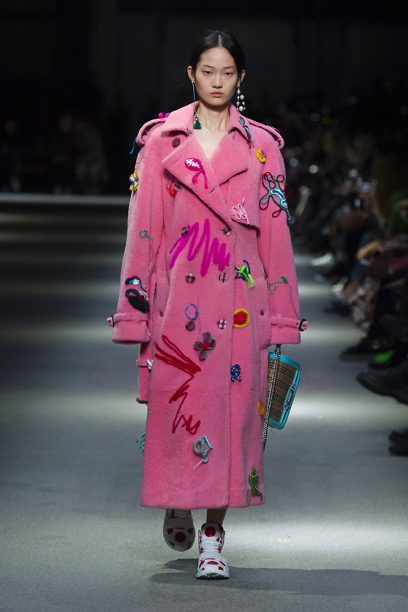 Burberry February Collection 2018 - Look 67