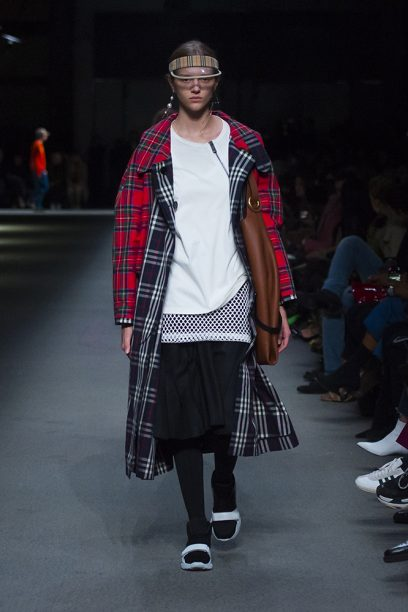 Burberry February Collection 2018 - Look 9