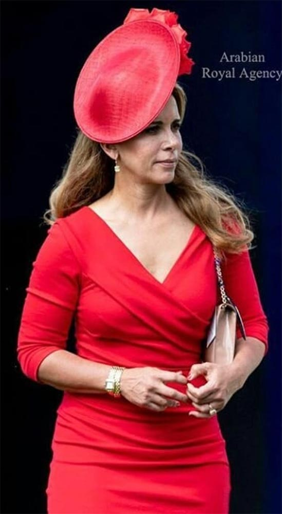 Princess Haya Gives Us a Lesson in Race Day Dressing at Epsom Derby - A&E Magazine