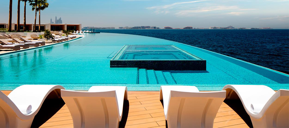 The Most Instagrammable Infinity Pools In The Uae And Ksa A E Magazine