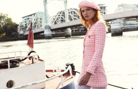 chanle cruise editorial