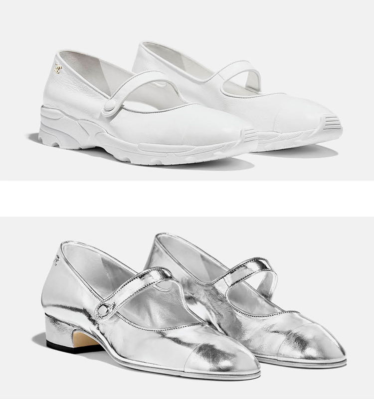 These Chanel Shoes Are A Playful