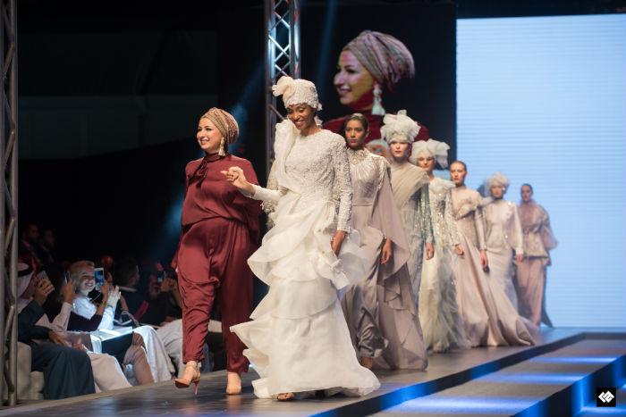 Hilal Oguzkan Dubai Modern Fashion Week