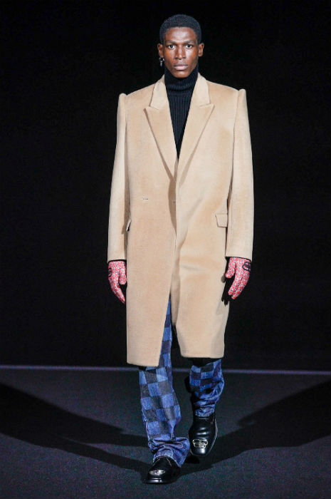 Balenciaga At Paris Fashion Week 2019