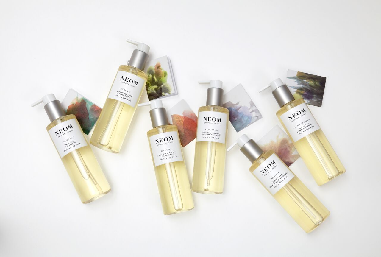 Founder of Neom Organics on finding the perfect essential oil to boost your mood