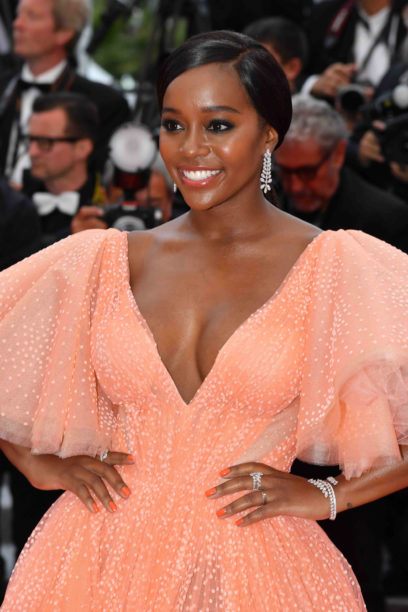 Aja Naomi King in Messika - Cannes Film Festival 3 LOW RES