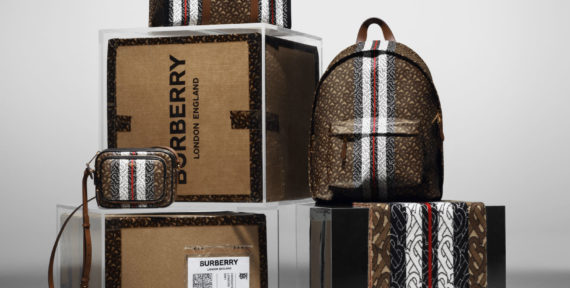 Burberry is making steps towards becoming a more sustainable business