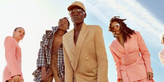 Rihanna's clothing line Fenty Fashion has finally dropped