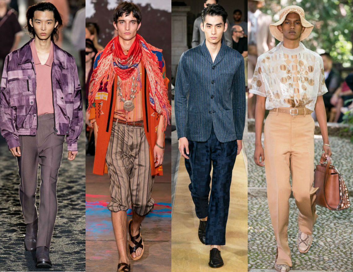 Mens Summer Fashion 2020.Mens Fashion Week Ss20 Inside The Spring 2020 Shows In