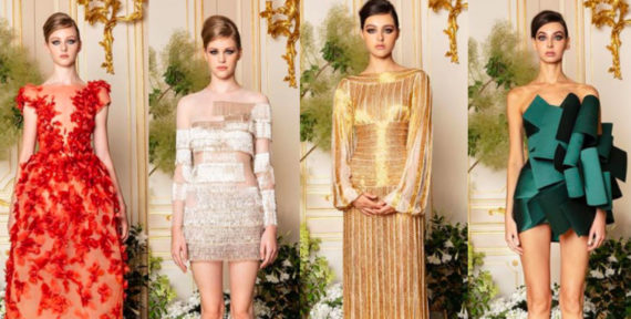 See some of the best looks from Rami Al Ali's Autumn/Winter Haute Couture collection for 2019