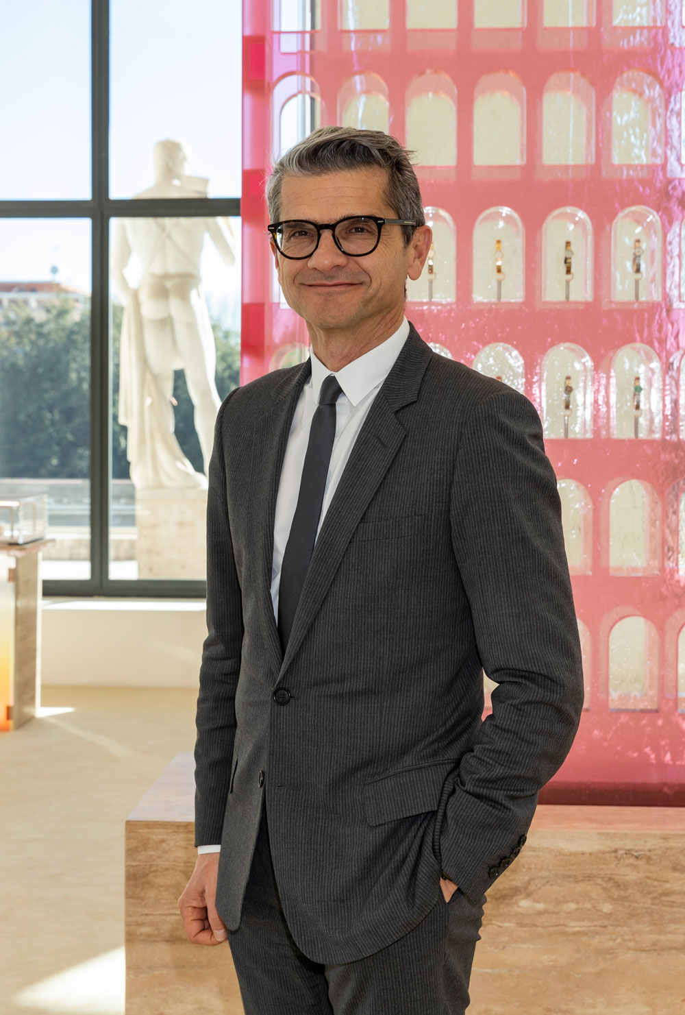 Fendi CEO and Chairman Serge Brunschwig chats to A&E about the past, present and future of watchmaking within the brand