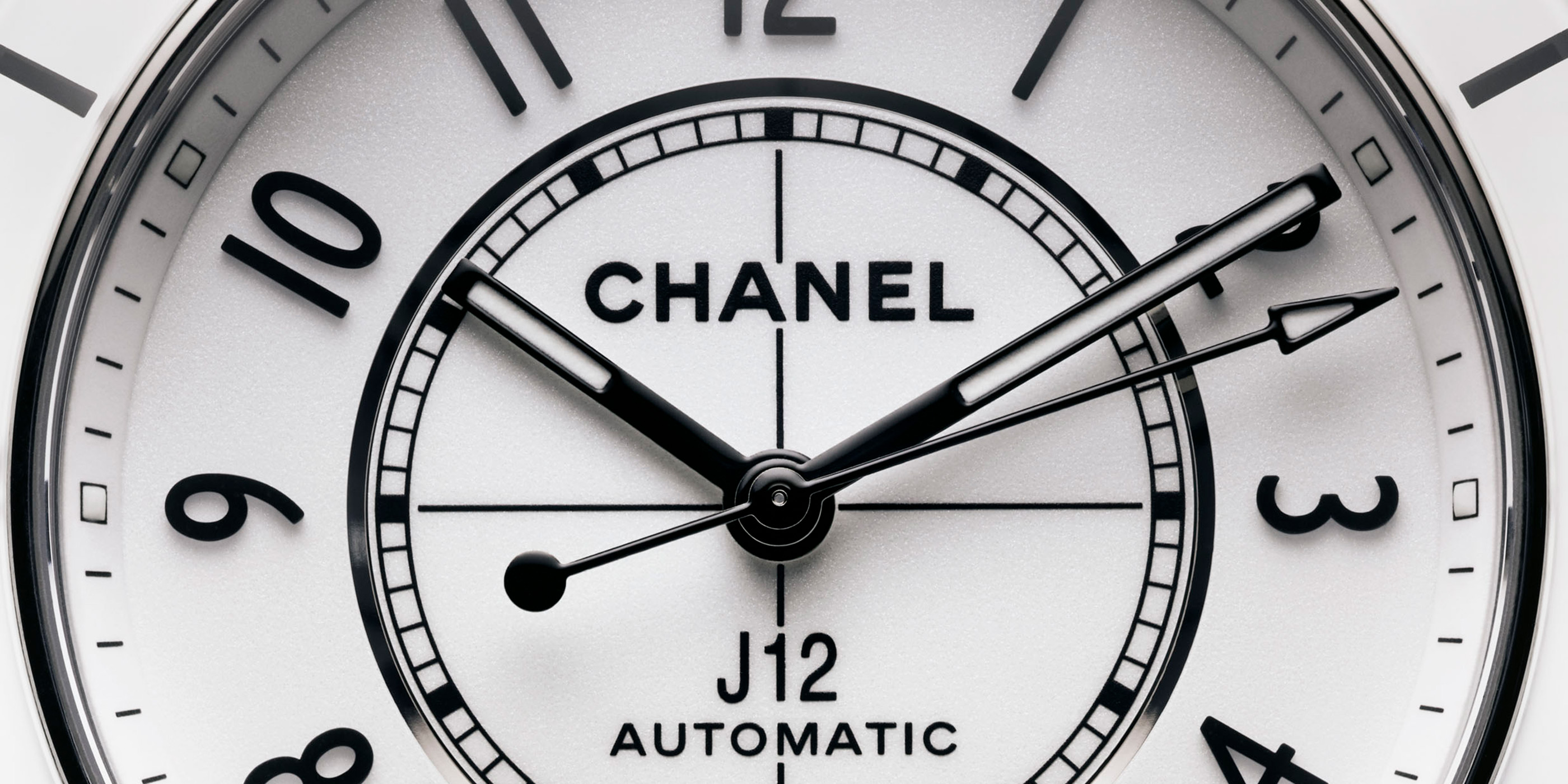 The Chanel J12 watch has become iconic