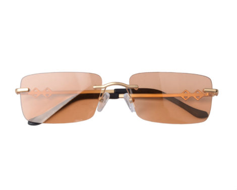 11 - Karen Wazen Eyewear - Layla_Orange - USD145