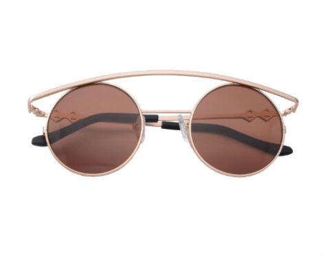 11 - Karen Wazen Eyewear - The Retro's XL_Brown - USD145