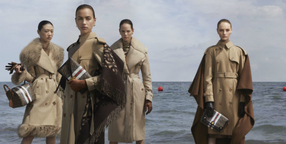 See the new Burberry AW19 campaign